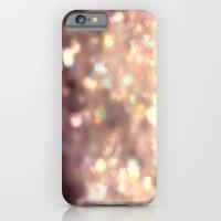 Glitters in your Heart  - JUSTART ©, digital art.    iPhone 6 Slim Case
