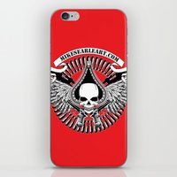 Love/War iPhone & iPod Skin
