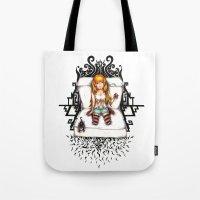 Ginger Tote Bag