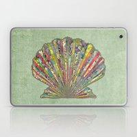 Sea Shell Laptop & iPad Skin