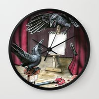 The Stalemate  Wall Clock