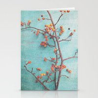 She Hung Her Dreams On B… Stationery Cards