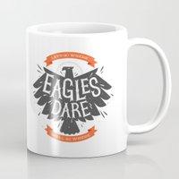 Where Eagles Dare Mug