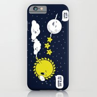 Night time, Day time iPhone 6 Slim Case