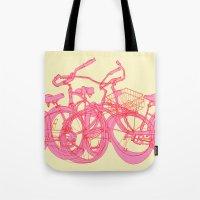 It's WHEELIE Cool Tote Bag