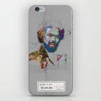 Gill Scott Heron iPhone & iPod Skin