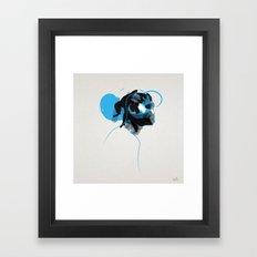 Manau Framed Art Print