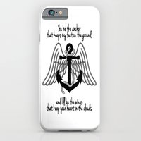 You Be My Anchor, I'll B… iPhone 6 Slim Case