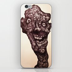 Acknowledging the truth iPhone & iPod Skin