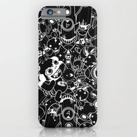 iPhone & iPod Case featuring For Good For Evil by Stephen Chan