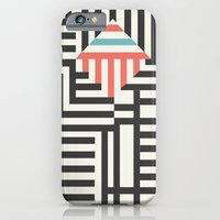iPhone & iPod Case featuring Reflection by Simi Design