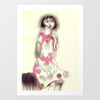 Study #13 Art Print