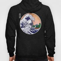 THE GREAT WAVE Hoody