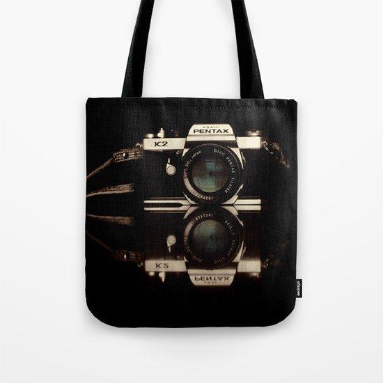 Pentax Tote Bag