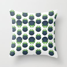 Minionski Throw Pillow