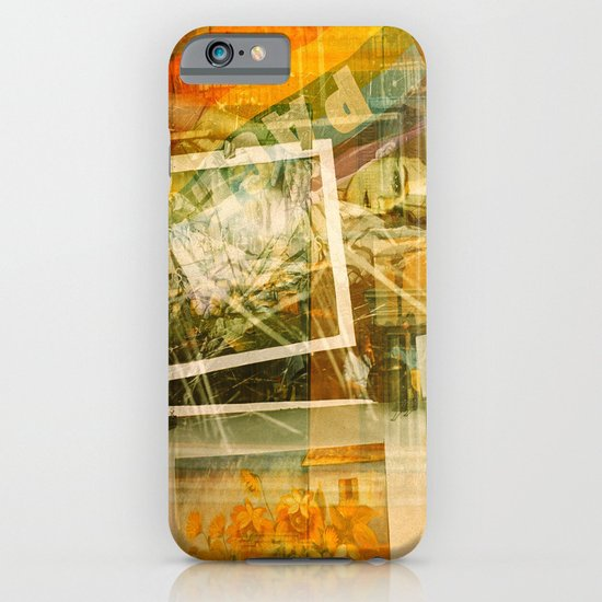 Pace iPhone & iPod Case