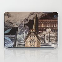 In The Middle Of Somewhe… iPad Case