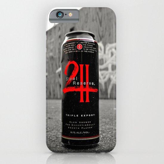 Urban malt liquor iPhone & iPod Case