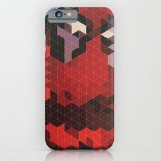 Geometric Deadpool iPhone 6 Slim Case