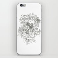 Ivy Crest iPhone & iPod Skin