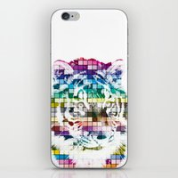 Pantone Tiger Color Chart iPhone & iPod Skin