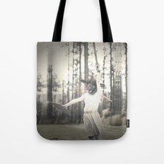 Warrior Tote Bag