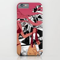 iPhone & iPod Case featuring Famous for Nothing by Department M
