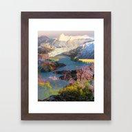 Untitled 20140417o Framed Art Print