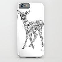 Leafy Deer iPhone 6 Slim Case
