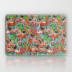 Flamingo Party Laptop & iPad Skin