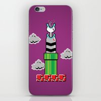 8-Bit Sand Snake iPhone & iPod Skin