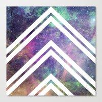 Spacey Canvas Print