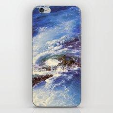 Mediterranean sea  iPhone & iPod Skin
