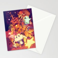 Super Mario RPG Stationery Cards