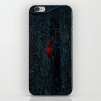 Color in the Dreary iPhone & iPod Skin