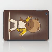 Teddy Mercury iPad Case