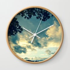 Somethings Brewing Wall Clock