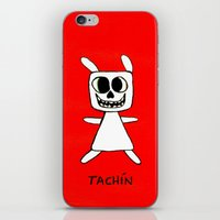 TACHÍN!! iPhone & iPod Skin
