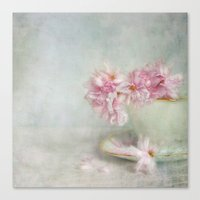Memories of spring Canvas Print