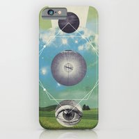 iPhone & iPod Case featuring UNIVERSOS PARALELOS 006 by Plástica