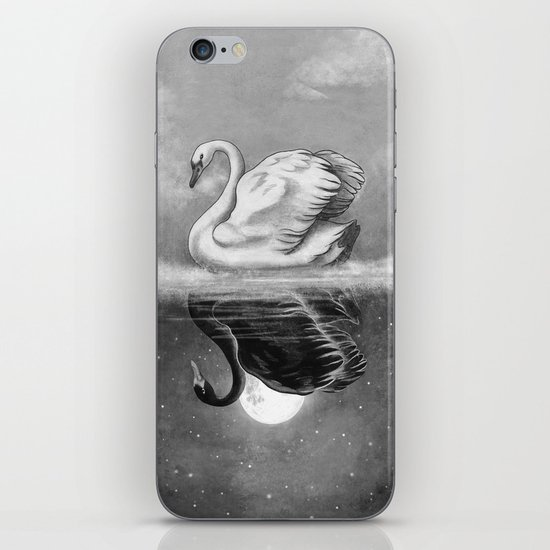 Dark Mirror  iPhone & iPod Skin