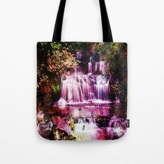 enchanted Waterfall Tote Bag