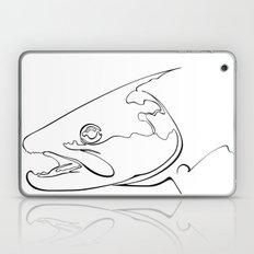 trout  Laptop & iPad Skin