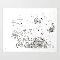 Fun Times  Art Print