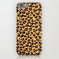 Leopard iPhone 6 Slim Case