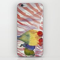 Fruit and Wine iPhone & iPod Skin