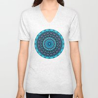 Mandala Time Unisex V-Neck