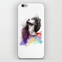 Crystalised // Fashion I… iPhone & iPod Skin