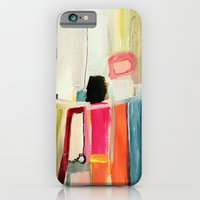 iPhone Cases featuring anandita by sylvie demers