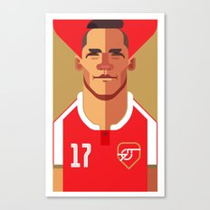AS17 | Gunners Canvas Print